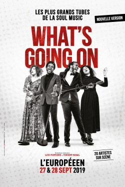 What's Going On - The Show