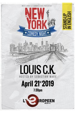 LOUIS C.K. NY COMEDY NIGHT